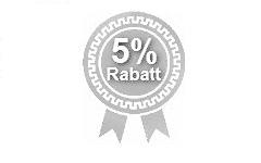 5% Rabatt beim Abschluss eines Futtertier Abo Futterinsekten und Frostfutter