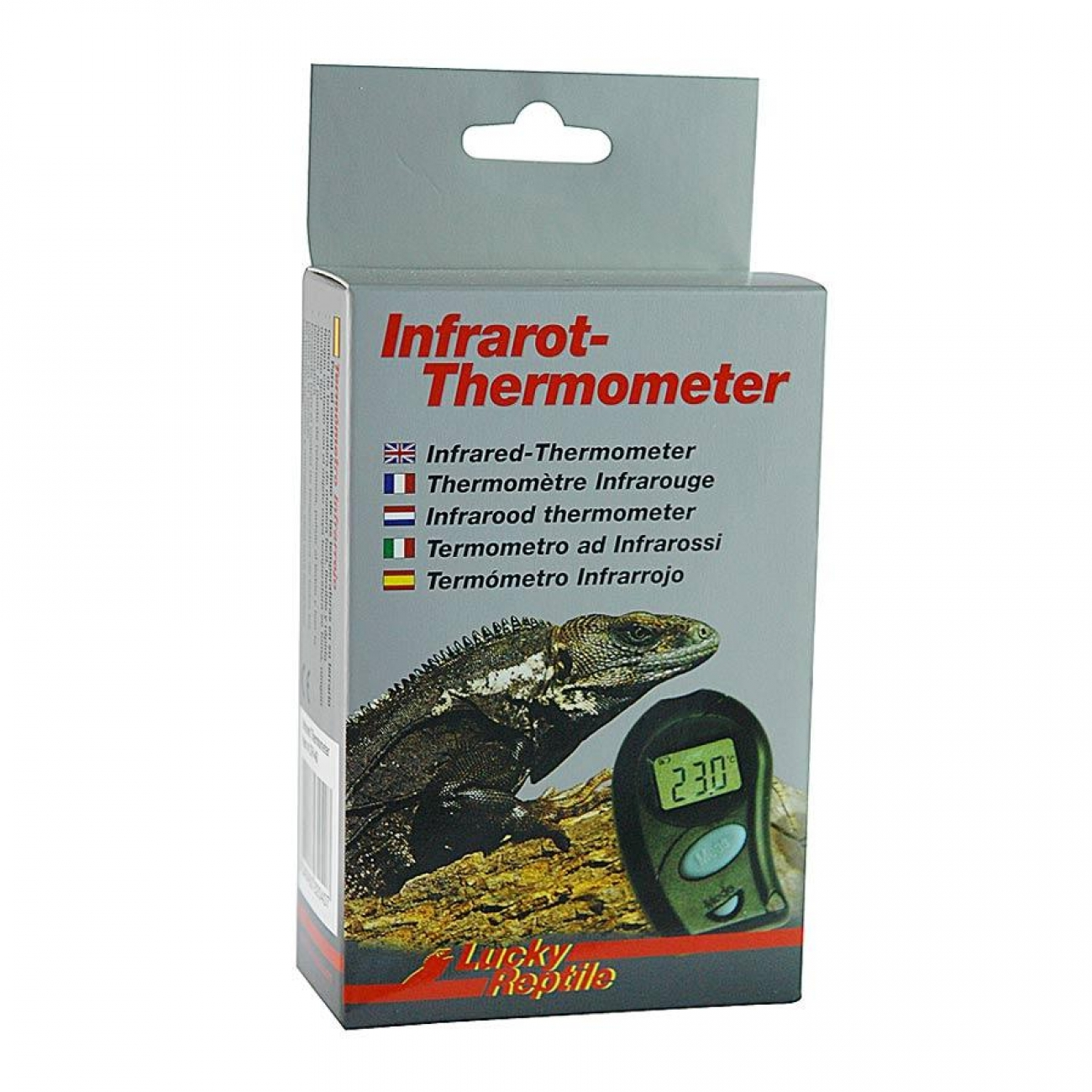 Infrarot – Thermometer