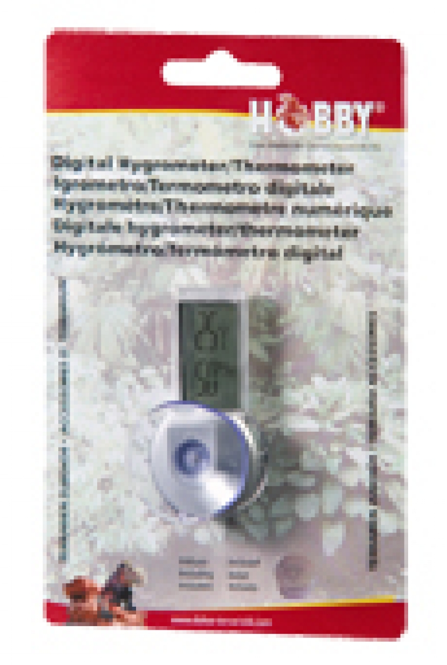 Digitales Hygrometer/Thermometer