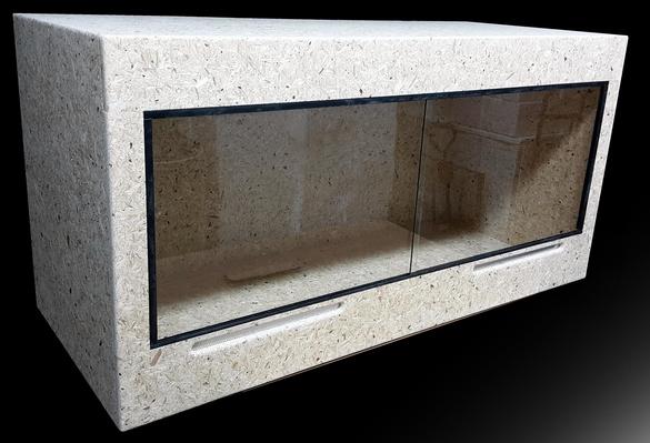 esb terrarium 80x50x50 cm kaufen bei md terraristik. Black Bedroom Furniture Sets. Home Design Ideas