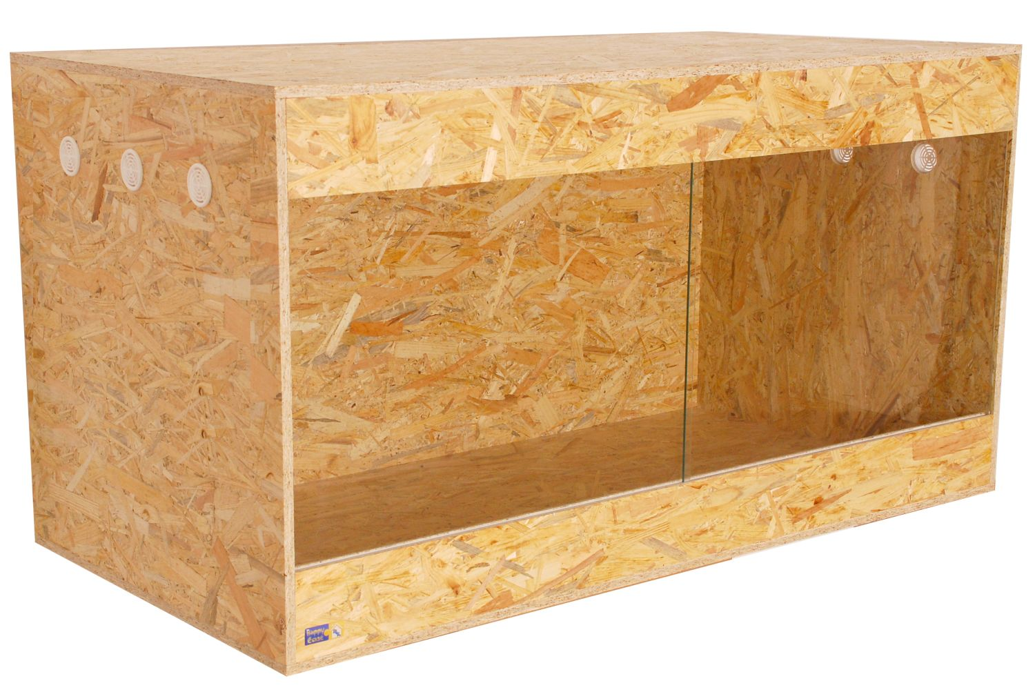 osb terrarium 120x60x60 cm kaufen bei md terraristik. Black Bedroom Furniture Sets. Home Design Ideas