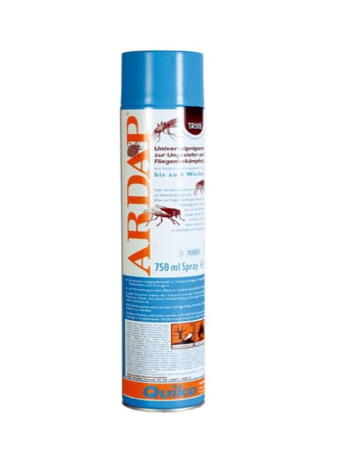 ardap ardap spray insektenspray ungeziefervernichtungsmittel insektenbek mpfung. Black Bedroom Furniture Sets. Home Design Ideas