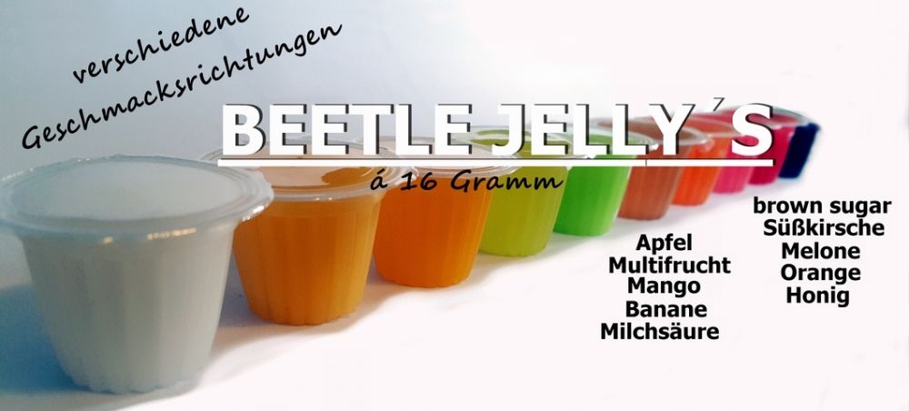 Beetle Jelly, 16 g